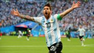 Lionel Messi Celebrates Birthday With Argentina Teammates, Shares Video on Instagram