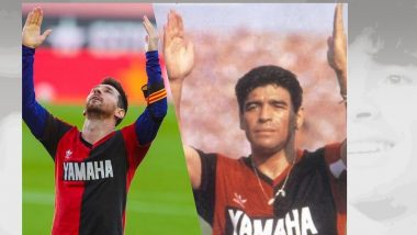 Ronald Koeman on Lionel Messi's Diego Maradona Tribute Celebration, Says Great in Every Sense