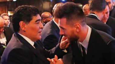 Diego Maradona & Lionel Messi: Two Symbolic Extremes of a Football Superstar
