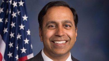 Diwali 2020: Indian-American Congressman Raja Krishnamoorthi Introduces Deepavali Resolution in US House of Representatives