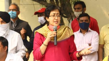 Delhi: Over 16 Lakh People in National Capital Fully Vaccinated, Says AAP MLA Atishi