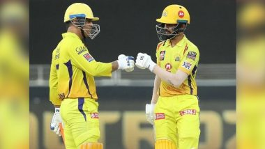 CSK Sensation Ruturaj Gaikwad Reacts to MS Dhoni's Controversial 'No Spark in Youngsters' Statement in IPL 2020, Says 'I Never Felt He Intended That Way'