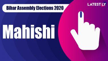 Mahishi Vidhan Sabha Seat Result in Bihar Assembly Elections 2020: JDU's Gunjeshwar Sah Wins, Elected as MLA