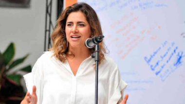 Colombian President Ivan Duque's Wife Maria Juliana Ruiz, Tests Positive for COVID-19