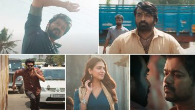 Master Teaser Out: Thalapathy Vijay and Vijay Sethupathi Lock Horns in This Gritty and Power-Packed Action Promo (Watch Video)