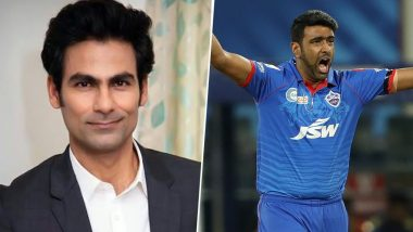 Mohammad Kaif Bats for R Ashwin's Inclusion in India T20I Squad, Highlights Off-Spinner's 'Big Scalps' in IPL 2020