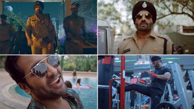 Mosagallu: Suniel Shetty's First Look As ACP Kumar Looks Badass in This Vishnu Manchu and Kajal Aggarwal's Crime Thriller (Watch Video)