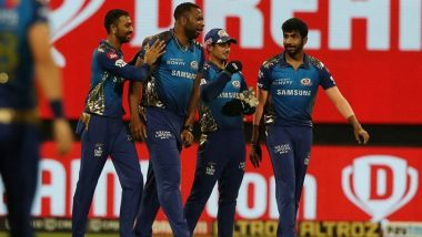 Ahead of MI vs DC IPL 2020 Final Clash, Here's a Look at Mumbai Indians' History in Indian Premier League Finals