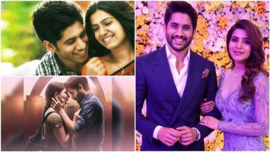Naga Chaitanya Birthday: From Ye Maaya Chesave to Majili, Films In Which Tollywood's Charming Actor Shared Screen Space With Samantha Akkineni