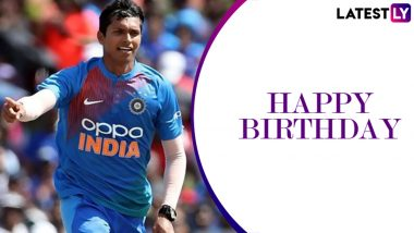 Navdeep Saini Birthday Special: Best Bowling Performances by the RCB and Team India Pace Sensation