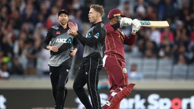 NZ vs WI 3rd T20I 2020 Live Streaming Online and Match Timings in India: Get New Zealand vs West Indies Free TV Channel and Live Telecast Details