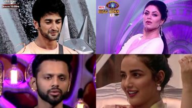 Bigg Boss 14 November 02 Episode: Nishant Singh Malkhani and Kavita Kaushik Evicted, Rahul Vaidya Apologises to Jasmin Bhasin – 5 Highlights From BB 14