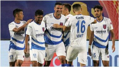 How to Watch Odisha FC vs Chennaiyin FC, Indian Super League 2020–21 Live Streaming Online in IST? Get Free Live Telecast and Score Updates ISL Football Match on TV in India