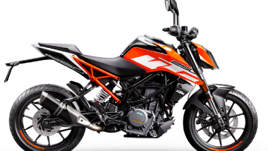 KTM Launches KTM 250 Adventure Bike Priced at Rs 2.48 Lakh