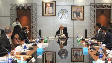 Ali Zafar 1st Female Independent Member in PCB's Board of Governors