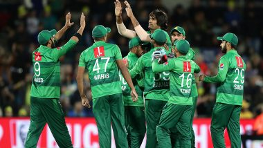 Pakistan Cricket Team Denied to Train in the Nets, New Zealand Health Ministry Confirms the News