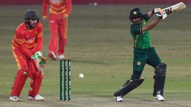 Pakistan vs Zimbabwe 3rd ODI 2020 Becomes Second One Day International Match to Advance to Super Over