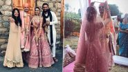 Mirzapur 2 Star Priyanshu Painyuli and Vandana Joshi Get Married in Dehradun (View Pics and Videos)