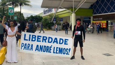 Brazil Sees Massive Protests Over Killing of Black Man on Eve of Black Consciousness Day 2020