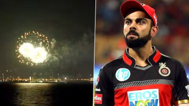 RCB Says 'Archival Footage Used' in Virat Kohli's Birthday Celebration Video After Indian Captain Faces Backlash for His 'Anti-Cracker' Comment This Diwali (View Post)