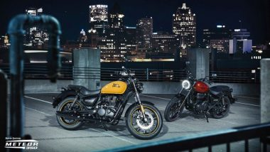 Royal Enfield Recalls Over 2.37 Lakh Units of Meteor 350, Classic 350 & Bullet 350 Bikes Due To Ignition Coil Issue