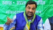 BJP Ally in Rajasthan, Rashtriya Loktantrik Party, Threatens to Quit NDA If Farm Laws Not Withdrawn