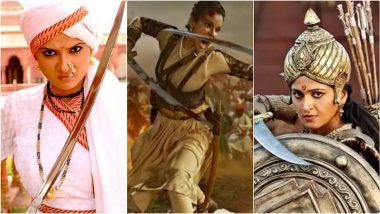 Jhansi Ki Rani Laxmibai Birth Anniversary: Kratika Sengar, Kangana Ranaut, Anushka Shetty and Others - Actresses Who Nailed the Role of the Fierce Fighter On-Screen