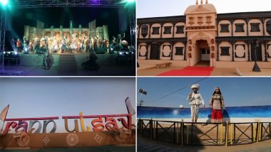 Rann Utsav 2020 Dates: From How to Reach The Destination and Where to Stay, Know Everything About The White Desert Carnival in Gujarat's Rann of Kutch