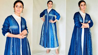 Rasika Dugal Schools Us How to Ace a Contemporary Basic Desi Chic Style!