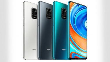 Xiaomi Redmi Note 9 Pro Users Now Receiving Android 11 OS Update in India