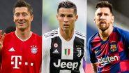 Golden Shoe 2021: Robert Lewandowski Could Surpass Cristiano Ronaldo and Lionel Messi to Win the Gong