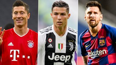 Best FIFA Football Awards 2020: Robert Lewandowski, Cristiano Ronaldo, Lionel Messi Lead Shortlist for Men's Player of the Year; Jurgen Klopp, Marcelo Bielsa Named Among Best Coach Nominees