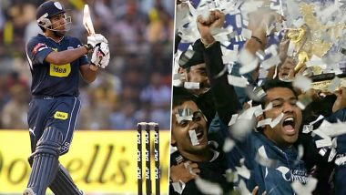 Did You Know Mumbai Indians Captain Rohit Sharma Lifted IPL 2009 Title With Deccan Chargers?