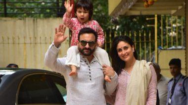 Kareena Kapoor Khan Shares Adorable Valentine's Day Posts For Hubby Saif Ali Khan And Son Taimur