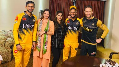 Sania Mirza Birthday Wishes: Pakistan Pacer Hasan Ali, Suresh Raina Lead Sports Fraternity's Wishes for Tennis Superstar As She Turns 34!