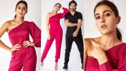 Sara Ali Khan Is Making a Compelling Case for the Feminine, an All-Vibe Embracing Pink Jumpsuit!