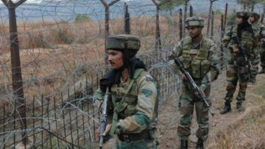 Pakistan Violates Ceasefire Along LoC in Jammu and Kashmir's Rajouri, 2 Indian Army Jawans Martyred