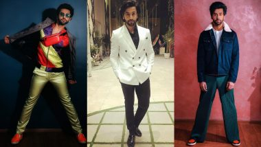 Shashank Vyas Birthday: Cool, Catchy, Casual, The Balika Vadhu Hunk Is a Pro at Sporting All the Styles (View Pics)