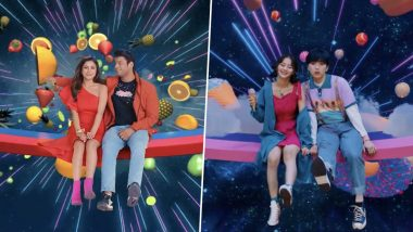 Sidharth Shukla and Shehnaaz Gill's Hit Melody 'Shona Shona' Looks Heavily Lifted From K-Pop Music Videos by B1A4 and IZ*ONE