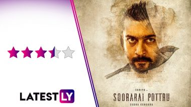 Soorarai Pottru Movie Review: Suriya Flies High in Sudha Kongara's Well-Told and Immersive Underdog Tale