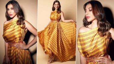 When Sophie Choudry Radiated Her Own Sunshine in a Punit Balana Ensemble!