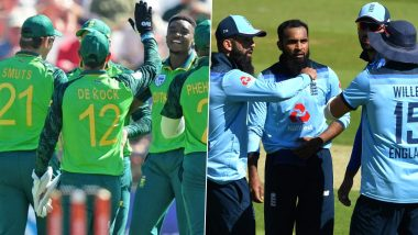 South Africa vs England 1st T20I 2020 Live Streaming Online and Match Timings in India: Get SA vs ENG Free TV Channel and Live Telecast Details