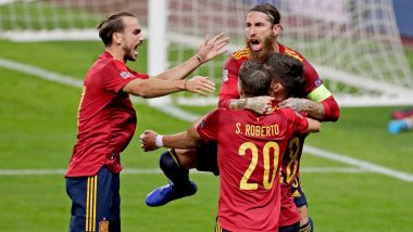 Spain vs Greece, FIFA World Cup 2022 European Qualifiers Live Streaming: Get Free Live Telecast of Football Match in IST