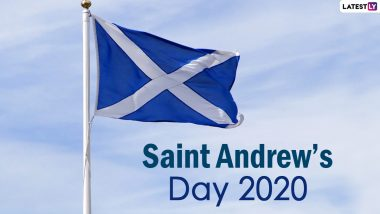 Saint Andrew's Day 2020 Date and Significance: Know All About the Observance on the Feast Day of Andrew the Apostle