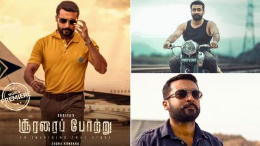 Soorarai Pottru Movie Review: Suriya's New Film On Amazon Prime Video Labelled As An Inspiring Tale And The Actor's Best Outing By Critics