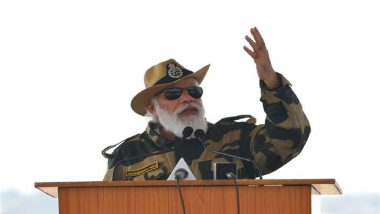 JeM Terror Plot to Target Democratic Exercises in Jammu and Kashmir Foiled by Security Forces, Says PM Narendra Modi