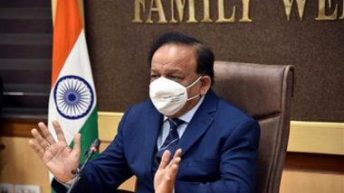 COVID-19 Vaccine Will be Available in India in Early 2021, Says Health Minister Dr Harsh Vardhan