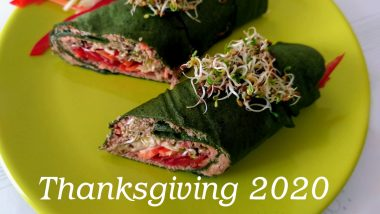 Thanksgiving 2020 Side Dishes' Recipes: From Creamed Spinach to Roasted Cauliflower, 5 Yummy Delicacies That Can Give Main Turkey Dish a Run For Its Money! (Watch Videos)