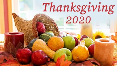 Thanksgiving 2020 Date And Significance: Know the History, Traditions And Food Related to the Observance