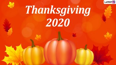 Happy Thanksgiving 2020 Greetings and HD Images: WhatsApp Stickers, Facebook Messages, Thanksgiving Day Quotes, Wishes and Turkey Day Photos to Celebrate the Holiday